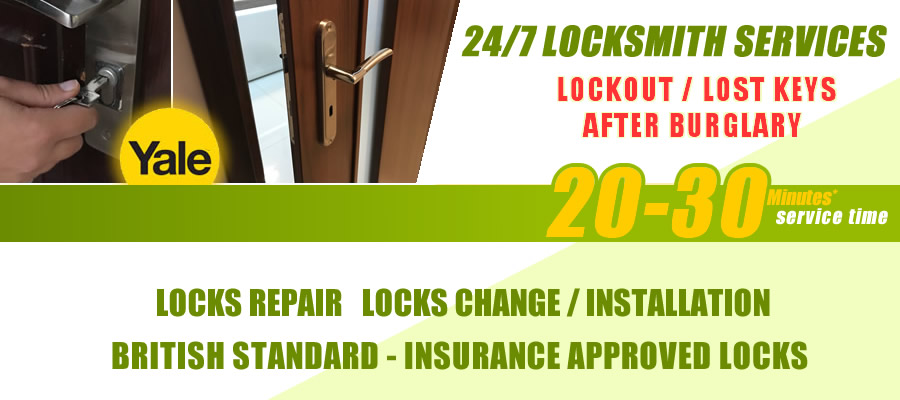 West Twyford locksmith services